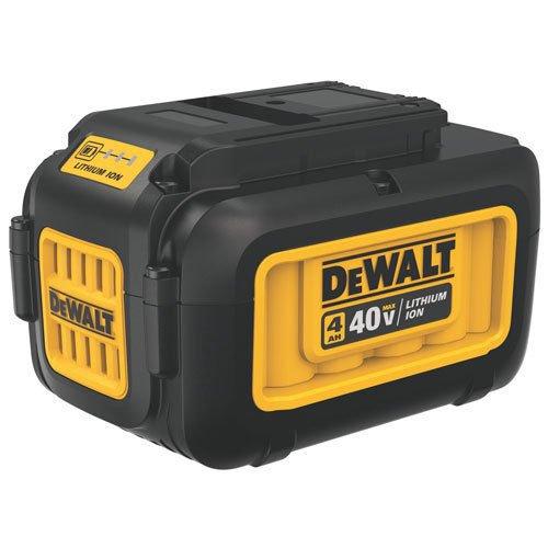 DeWALT DCB404 40V MAX 4.0Ah 4-LED Fuel Gauge Lithium Ion Battery Pack