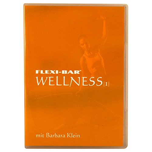 DVD Flexi-Bar Wellness, Schwingstab, Schwungstab, Fitness, Sport, 24 Min.