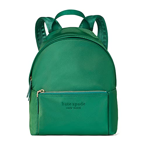 Kate Spade New York The Nylon City Pack Medium Backpack Forest Night One Size
