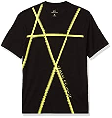 Circular Logo Lines All-Over Crew Neck Regular Fit Short Sleeve T-Shirt Crew Neck Regular Fit Short Sleeve T-Shirt Fit type: Classic Fit