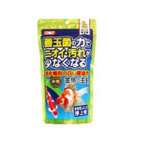 イトスイ 金魚の主食 納豆菌小粒 90g