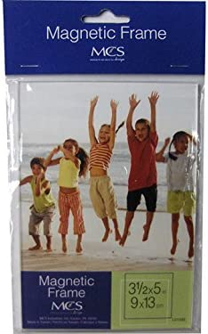 MCS Magnetic Picture Frame for 3-1/2