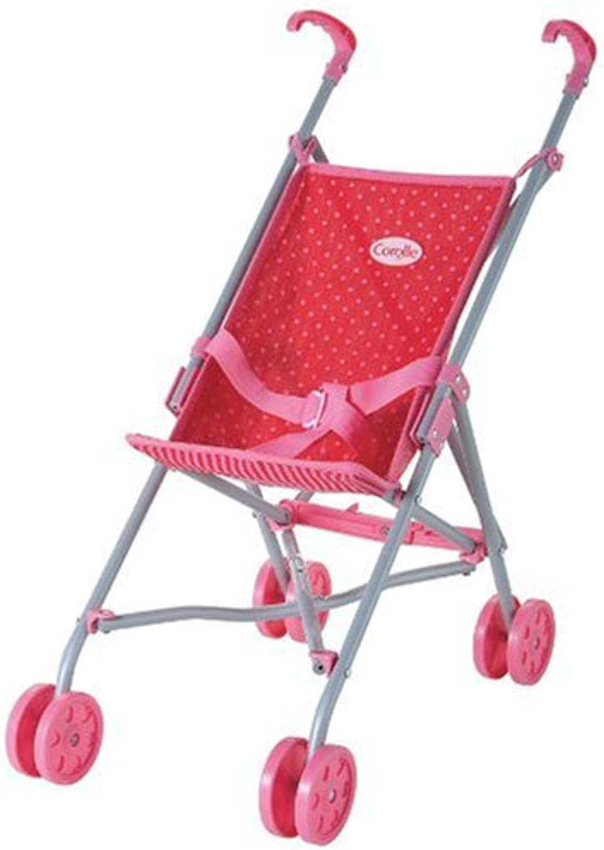 Cgoldlle - Red fushia stroller