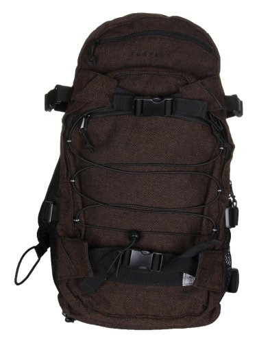 Forvert New Louis I Rucksack Flannel Brown, Brown,