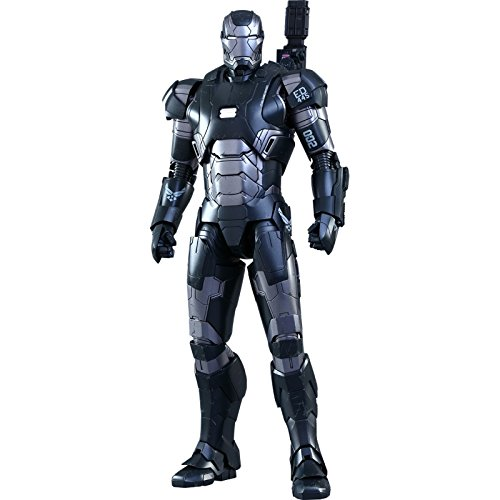 HOT Toys 1: 6 Escala War Machine Mark II Película Masterpiece Series de Marvel Avengers Edad de Ultron Figura Die-Cast