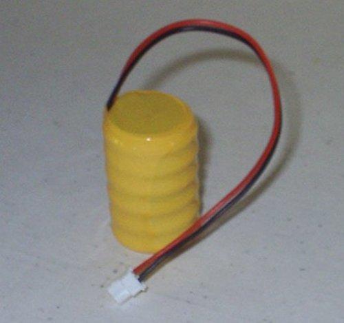 Bateria para Alarma VISONIC Powermax+ MCS700 P/N: 0-9912-J 7.2v 250mAh GP280BVH6AMX GP250BVH6AMX BT VP1000