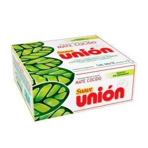 Union Suave Mate Cocido- 40 Tea Bags