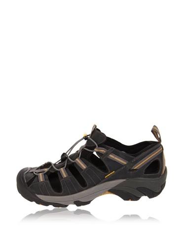 Keen Herren Trekking Sandale Gargoyle Tawny Olive 47 EU