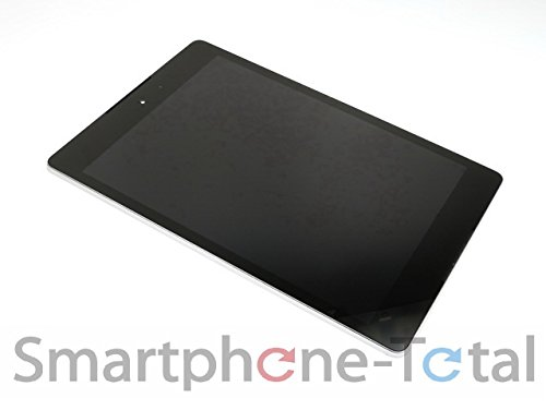 Google Nexus 9 (HTC) 4G SIM Karten Version Display Modul Touchscreen LCD Anzeige Bildschirm + Rahmen, schwarz 80H01925-01