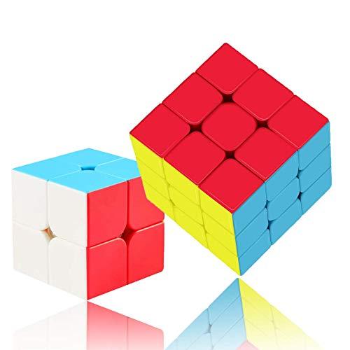 2個ルービックキューブ ルービックキューブ 競技用 ぶろっくす ルービック ルービックけーじ ルーヒ?ックキューフ? 公式 永久にあそべるパズル 暇つぶし 大人 ルービックキューブ ステッカーレス ルービックキューブ おもちゃ すごいハンドスピナー キュー