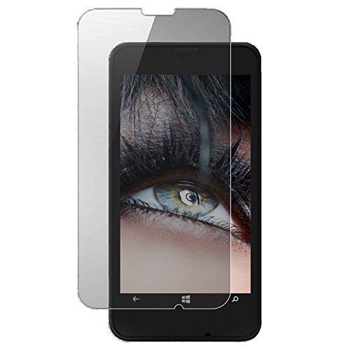 mtb more energy® Schutzglas für Nokia Lumia 630/635 (4.5'') - Tempered Glass Protector Schutzfolie Glasfolie