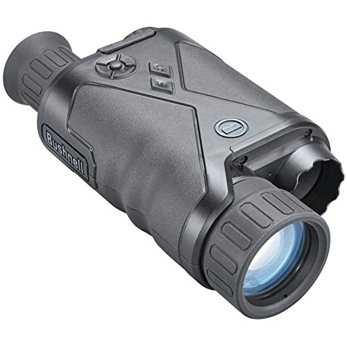 Bushnell Unisex-Adult Equinox digital Night Vision monocular, Black, 4.5x40