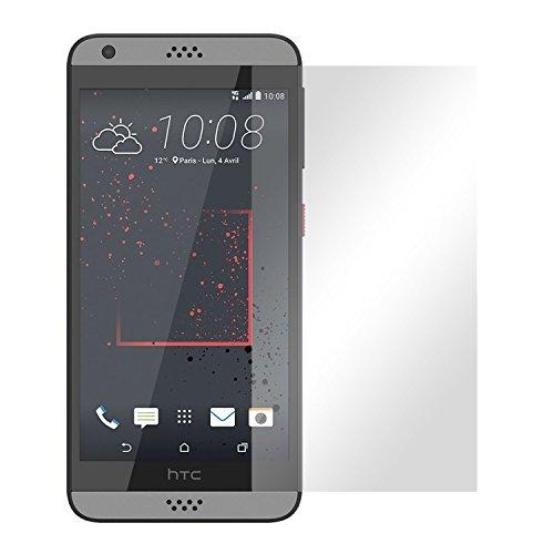 Slabo 4 x Bildschirmschutzfolie für HTC Desire 530   630 Bildschirmfolie Schutzfolie Folie Zubehör Crystal Clear KLAR