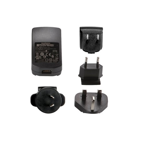 GARMIN KIT CARGADOR+ADAPTADORES INTERNACIONALES