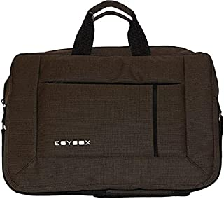Egybox Fabric Brown Laptop Bags