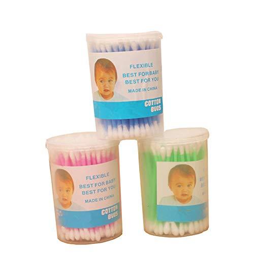 Bastoncillos higi/énicos Mica Derm 100 unidades