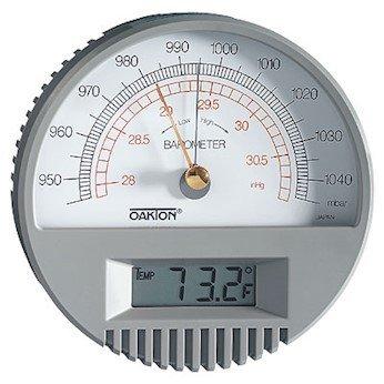 Oakton - AO-03316-80 Wd-03316-80:Barometer W Digital Thermometer