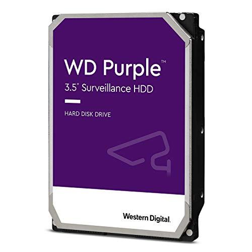 Western Digital ウエスタンデジタル 内蔵 HDD 4TB WD Purple 監視システム 3.5インチ WD40PURZ-EC 【国内...