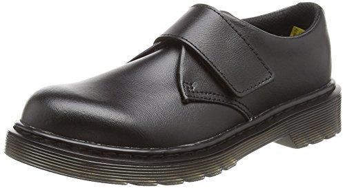 Dr. Martens Unisex Kids Kamron T Low-Top Slippers, Black (Black T Lamper 001), 3 UK Child