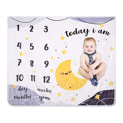 Mantita mensual para el bebé