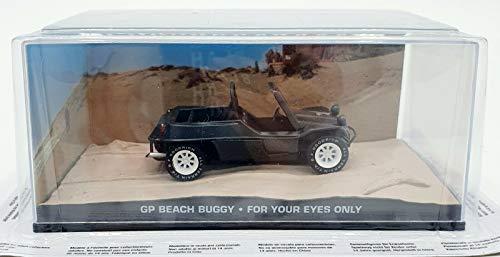 Die Cast PLTS Modellino GP Beach Buggy - 007 Solo per i Tuoi Occhi 1981 - 1:43 S032
