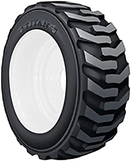 Titan HD2000 II Skid Steer Industrial Tire - 20X8.00-10 B/4-Ply