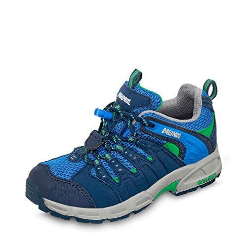 Meindl Jungen Halbschuh Respond Junior Sneaker blau Gr. 37