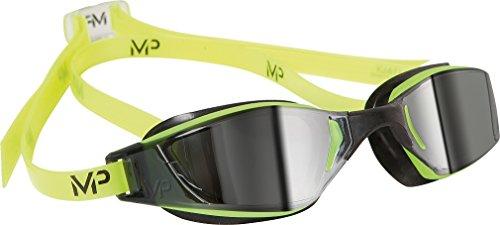 Gafas de natación amarillas
