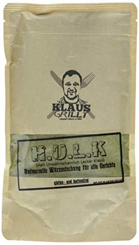 Klaus grillt H.U.L.K. – Halt unwahrscheinlich lecker Rub, 1er Pack (1 x 250 g)