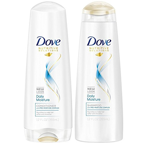 Dove Shampoo & Conditioner Combo Sets (Moisture Combo Set)
