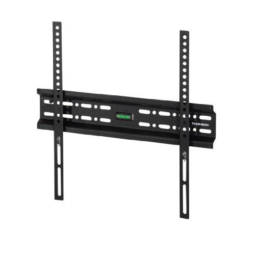Thomson TV Wandhalterung fix (starrer Wandhalter für LCD/LED Fernseher und Monitore bis 50 kg und 23-56 Zoll (58-142cm), VESA max. 400x400, z.B. passend für Samsung, LG, Toshiba, Philips, Grundig)