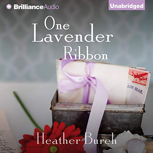 One Lavender Ribbon  By  cover art