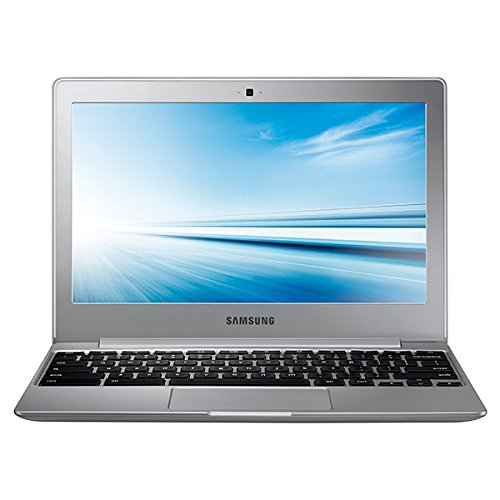 Samsung Chromebook 2 11.6' LED Chromebook, Metallic Silver (Renewed)