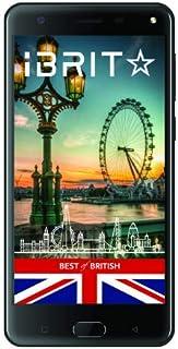 iBRIT i5 Dual SIM - 16GB, 2GB RAM, 4G LTE, Black