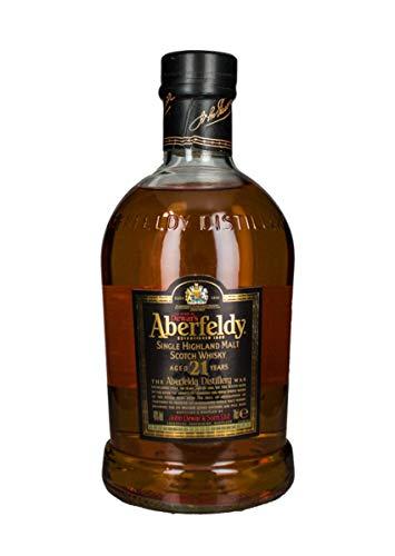 Aberfeldy 21 Years Old + GB 40% Vol. 0,7 l