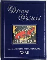 ARTBO_OUTLET G2-076 ドリームポスターズ ポスターオークションインターナショナル 米国 2001年