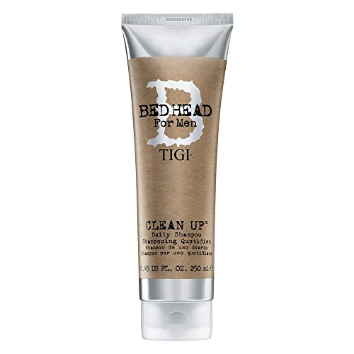 Tigi Bed Head Men Clean Up Daily Shampoo, 1er Pack (1 x 250 ml)