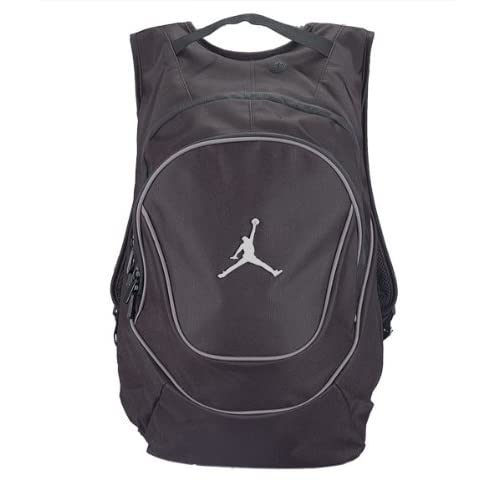 Nike Air Jordan Jumpman Black Book-Bag BackPack 9A1118-804 Size O S f72d2f5c86e78