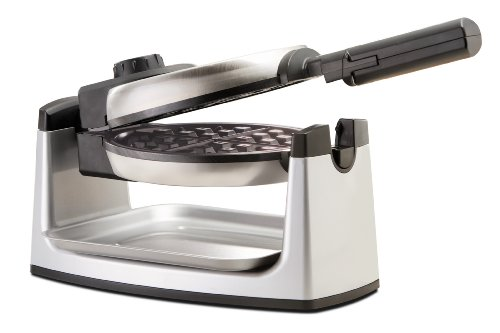 Why Should You Buy BELLA 13278 Rotating Waffle Maker, Stainless Steel