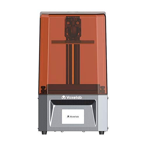 Voxelab Proxima Mono 3D Printer UV Photocuring LCD Resin Off-line Print with 6 inch 2K Monochrome LCD, Printing Size 130 * 82 * 155mm/5.12 * 3.23 * 6.10inch DIY Gifts Making Machine For Beginners