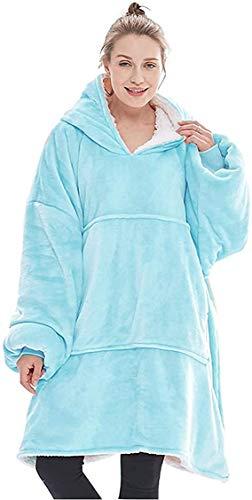 magnesis wearable blanket hoodie oversized