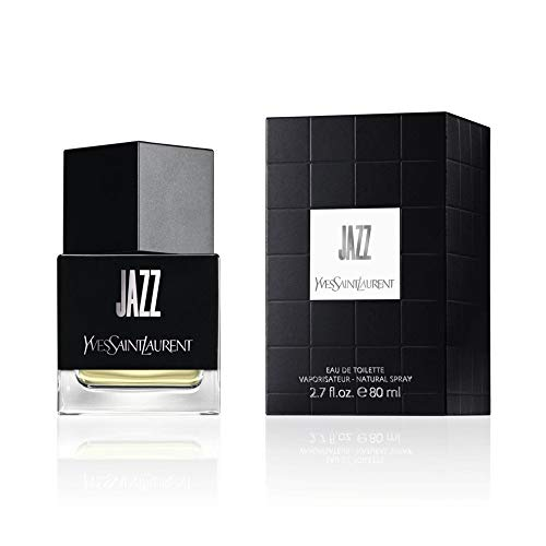 YSL Jazz EDT Vapo La Coll 80 ml, 1er Pack (1 x 80 ml)