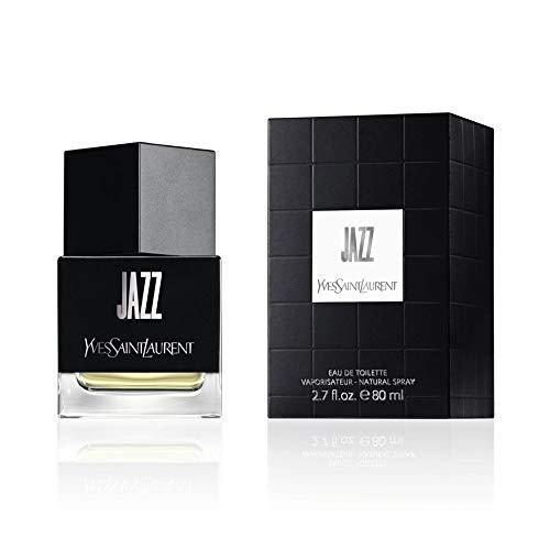 Yves Saint Laurent Jazz Eau de Toilette Vaporizador 80 ml