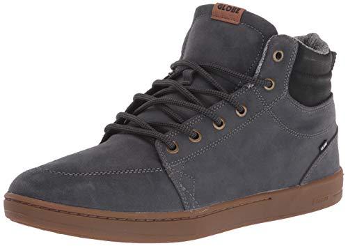 Globe Men's Skate Shoe, Dark Shadow/Gum, 13