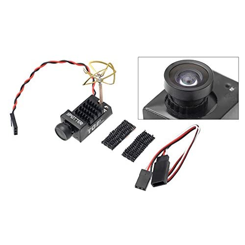 FPV Camera Transmitter and Goggles: Amazon com