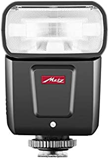 Metz Mecablitz M360 Flash for Sony Cameras Lastolite Ezybounce Bounce Card Lastolite Fabric Grid Ezybox Speed-Lite Microfiber Cloth Bundle with Lastolite 8.6x8.6in Joe McNally Ezybox Speed-Lite