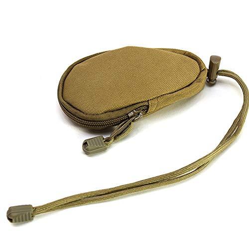 Bolsillo para llaves, EDC Mini llavero monederos, bolsa para...