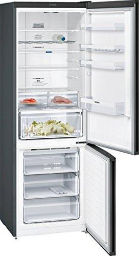 Siemens KG49NXX4A Kühl-Gefrier-Kombination (Gefrierteil unten) / A+++ / 203 cm / 202 kWh/Jahr / 330 L Kühlteil / 105 Gefrierteil / HyperFresh / SuperGefrieren / XXL - breit