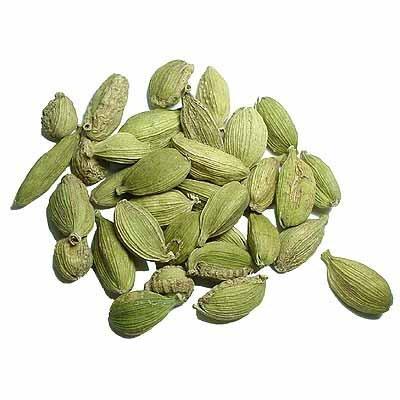 カルダモン (内容量:200g) ハーブティー、かるだもん、小豆蒄、ショウズク、香辛料、スパイス、チャイ