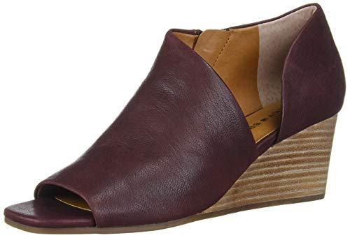 Lucky Women's LK-TYLERA Shoe, Sugar RED, 5 M US